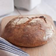 Bardzo łatwy chleb z ziemniakami