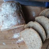 Łatwy Chleb Pszenno - Żytni dla zapracowanych