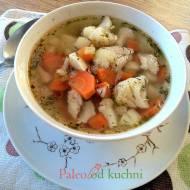 Prosta zupa warzywna