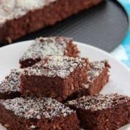 Brownie paleo (ciasto czekoladowe z kiszoną kapustą)