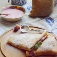 PROJEKT ŚNIADANIE: Śniadaniowe 3M - maliny, mascarpone, masło orzechowe