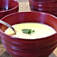 Zupa z ananasa, imbiru i marchwi