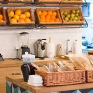 Sernik limonkowy oraz fotorelacja z otwarcia Kawiarni STÓŁ