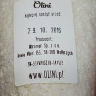 Wiórki kokosowe-z Olini na zdrowie