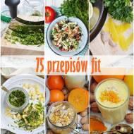 75 przepisów fit