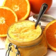 Orange curd - krem pomarańczowy
