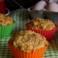 Śniadaniowe muffiny w z kaszą kuskus