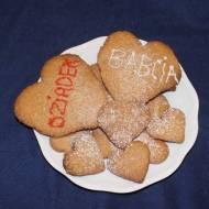 Zdrowe ciasteczka orkiszowe na dzień Babci i Dziadka