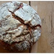Chleb buraczany na zakwasie czyli Styczniowa Piekarnia