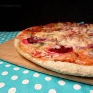 Zimowa pizza
