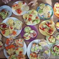 Warsztaty kulinarne dla dzieci - kanapki