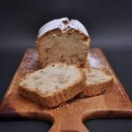 Ciasto gruszkowio- imbirowe na mące ryżowej ( ciasto bezglutenowe)