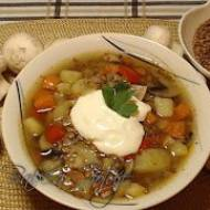 Zupa z Kaszą Gryczaną – Krupnik z Kaszą Gryczaną