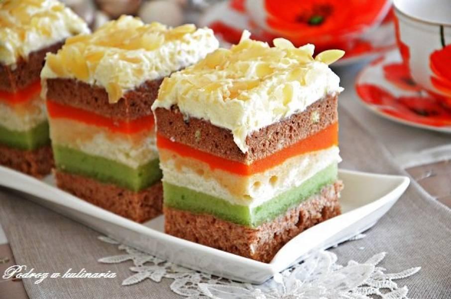 Przepis Na Ciasto Z Melonem Podróż W Kulinaria Katalogsmakówpl