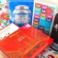 Wyjątkowa paczka od Home & Food i herbaciana historia KUSMI TEA