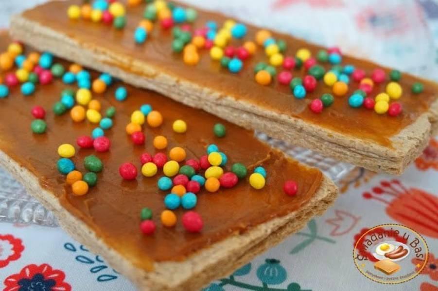 Słodkie kanapeczki na dziecięce przyjecie
