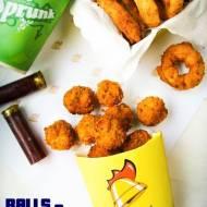 BALLS & RINGS – GTA IV – chicken balls and onion rings