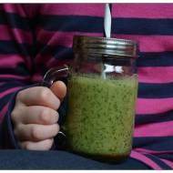 Zielony koktajl dla chorowitków