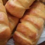 mięciutkie buleczki z serem