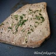Stek z Tuńczyka - Jak usmażyć stek z tuńczyka