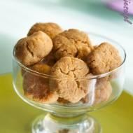 Bezglutenowe. Ciasteczka ryżowo-kokosowe.