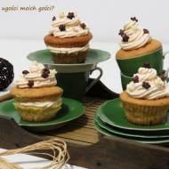 Muffinki waniliowe z likierem