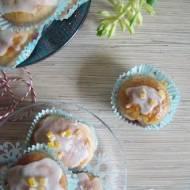 Pączki pieczone w piekarniku z dżemem truskawkowym (Fit)