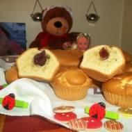 Muffinki dla Celinki