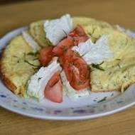 Omlet ziołowy