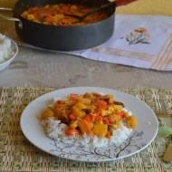 Potrawka orientalna z kurczakiem