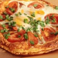 Ciasto francuskie z dodatkami – wersja śniadaniowa