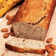 Chleb paleo bananowy (z migdałami)