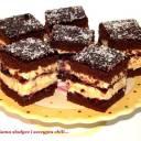 Ciasto Czarna porzeczka wg. Siostry Anastazji.