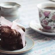 Ciastka podwójnie czekoladowe