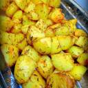 Chrupiące ziemniaki z piekarnika