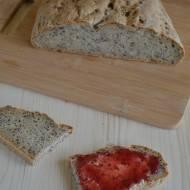 Chleb pszenny wieloziarnisty na drożdżach