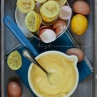 Lemon curd. Słodko-kwaśny smak miłości :)