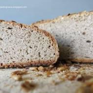 CHLEBY drożdżowe Z MĄKĄ KOKOSOWĄ - pszenny i gryczany