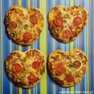 Serdeczne pizzerinki