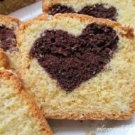 Ciasto z sercem