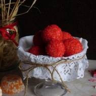 Walentynkowe pralinki a'la Rafaello