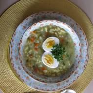 Zupa ogórkowa babci Basi