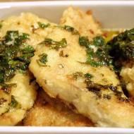 Maślano – cytrynowy sos do ryby