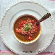 Zupa warzywna - BAZA. Post dr E. Dąbrowskiej