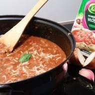 Odchudzone spaghetti bolognese