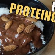 Pomysł na Śniadanie - Ryż Proteinowy