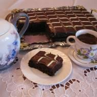 Placek czekoladowy babci Basi