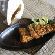 Ryba w zalewie pomidorowo – ketchupowej babci Basi