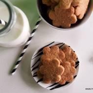 Kruche ciasteczka z mąką gryczaną