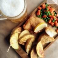 Fish and chips czyli angielski obiad u nas